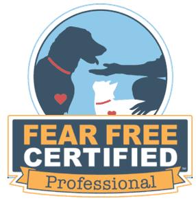 Fear Free Combo Logo